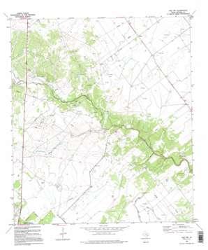 Inez Nw USGS topographic map 28096h8