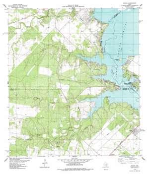Sandia USGS topographic map 28097a8