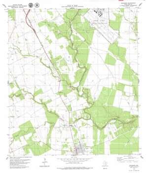 Skidmore topo map