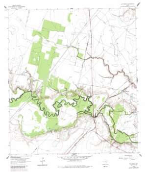 Mcfaddin topo map