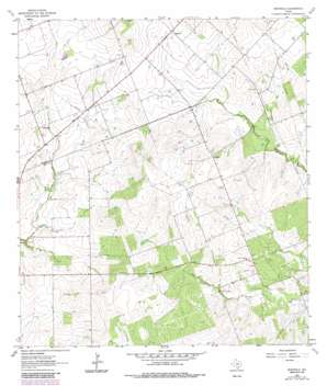 Monteola USGS topographic map 28097f8