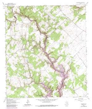 Schroeder topo map