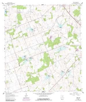 Lenz USGS topographic map 28097g8