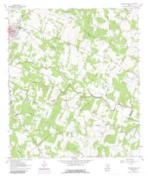 Yorktown East USGS topographic map 28097h4