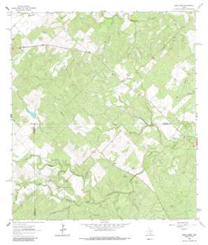Anna Rose USGS topographic map 28098a2