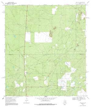 Loma Alta USGS topographic map 28098a5
