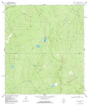 Mirasol Creek USGS topographic map 28098a6