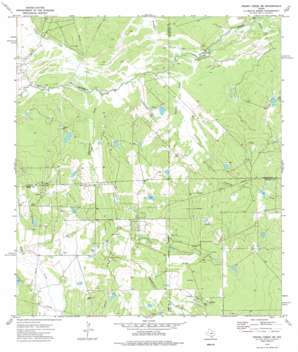 Piedra Creek Se USGS topographic map 28098a7