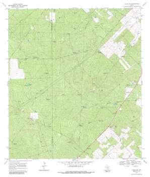 Clegg Ne USGS topographic map 28098b3