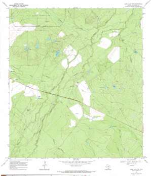 Loma Alta Nw USGS topographic map 28098b6