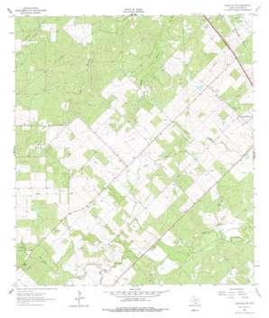 Oakville Sw USGS topographic map 28098c2