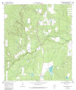 Fitzpatrick Hollow USGS topographic map 28098c5