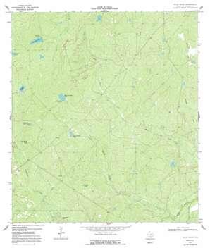 Mule Creek USGS topographic map 28098c6
