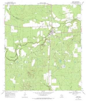 Tilden USGS topographic map 28098d5