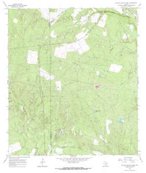 Willow Hollow Tank USGS topographic map 28098e3