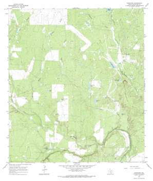 Crowther USGS topographic map 28098e4