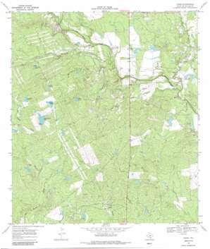 Cross USGS topographic map 28098e5