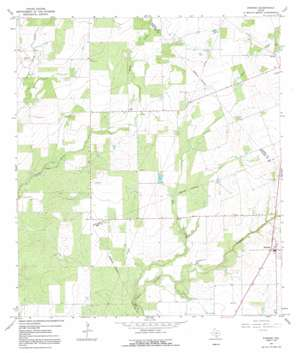 Pawnee USGS topographic map 28098f1