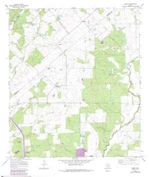 Peggy topo map