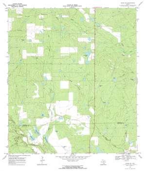 Cross Ne USGS topographic map 28098f5