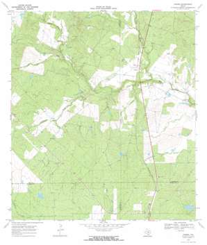 Hindes USGS topographic map 28098f7