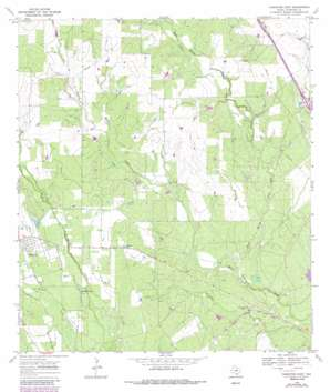 Christine East USGS topographic map 28098g4