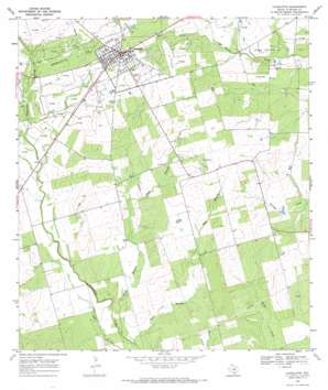 Charlotte USGS topographic map 28098g6