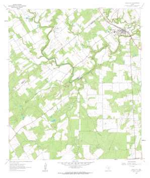 Falls City USGS topographic map 28098h1