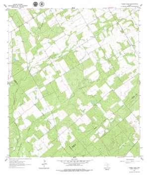 Three Oaks USGS topographic map 28098h2