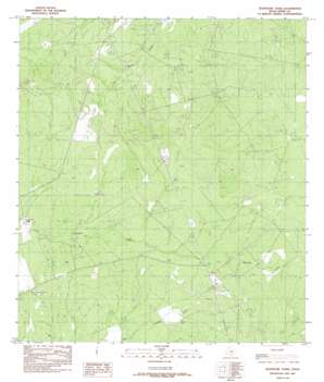 Telephone Tanks USGS topographic map 28099a5