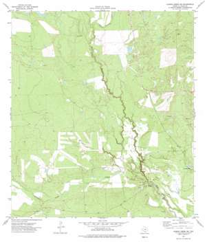 Caiman Creek Ne USGS topographic map 28099b1