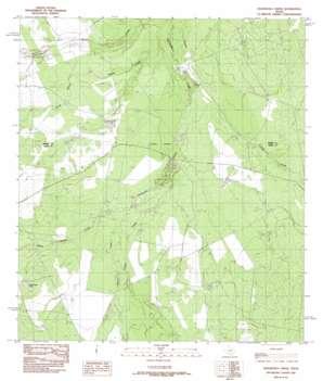 Velenzuela Creek USGS topographic map 28099b6