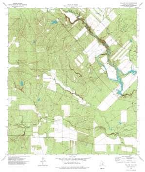 Holland Dam USGS topographic map 28099c2