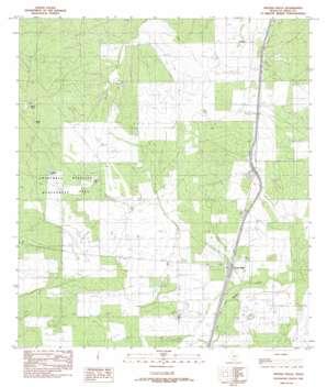 Artesia Wells USGS topographic map 28099c3