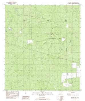 Blocker Tank topo map