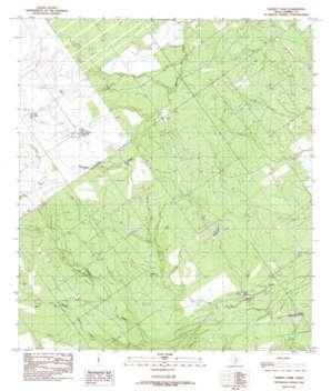 Dabney Tank USGS topographic map 28099c6