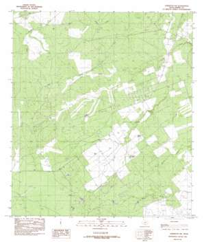 Asherton Nw USGS topographic map 28099d8