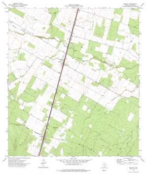 Millett USGS topographic map 28099e2