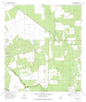 Brundage USGS topographic map 28099e6