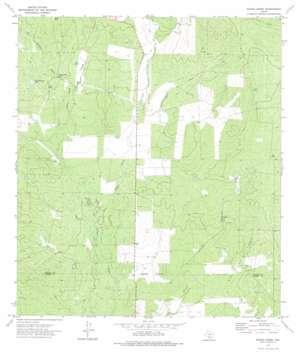 Sugar Creek USGS topographic map 28099f5