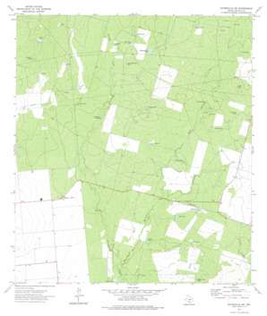 Batesville Sw USGS topographic map 28099g6