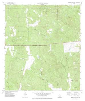 Johnnie Little Hill USGS topographic map 28099h4
