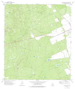 Batesville Nw USGS topographic map 28099h6