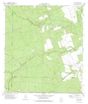 Cometa USGS topographic map 28100f1