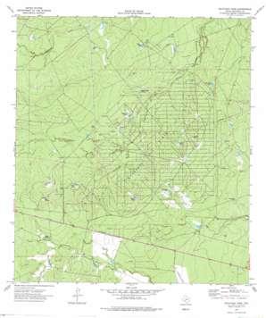 Sacatosa Tank USGS topographic map 28100f2
