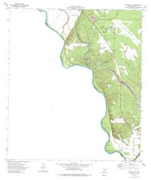 Quemado Se USGS topographic map 28100g5