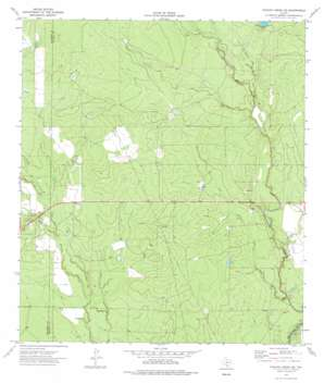 Chacon Creek Ne USGS topographic map 28100h1