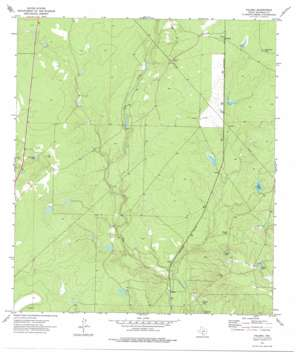 Paloma USGS topographic map 28100h4