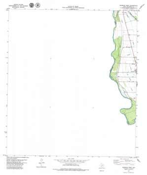 Quemado West USGS topographic map 28100h6