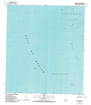 Pass Du Bois USGS topographic map 29089a4